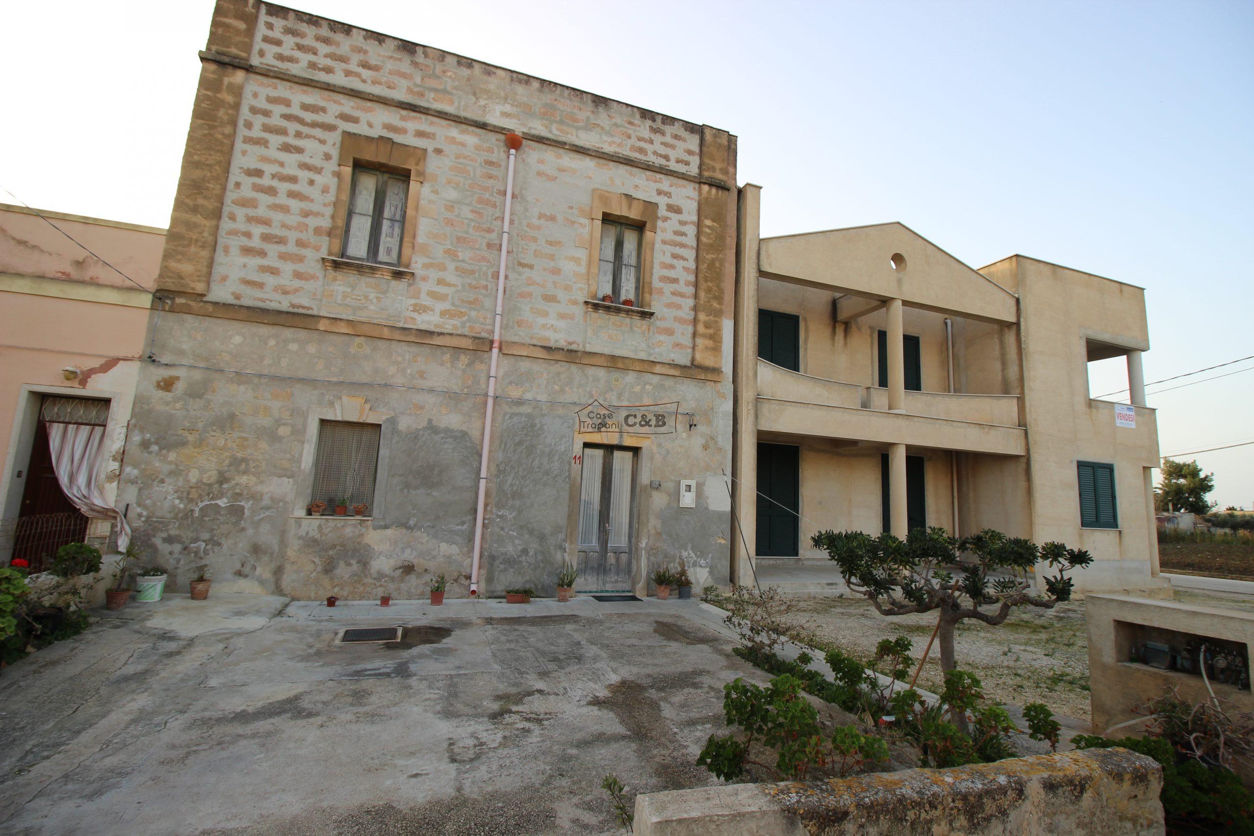 Complesso immobiliare a Nubia