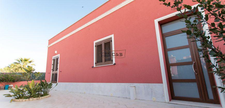 Villa unifamiliare a Nubia